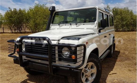 Buy New Land Rover Defender White Car in Windhoek in Namibia