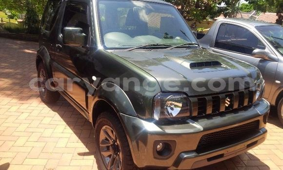 Buy Used Suzuki Jimny Green Car in Windhoek in Namibia