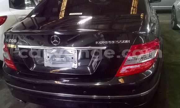 Buy Used Mercedes‒Benz C–Class Black Car in Walvis Bay in Namibia