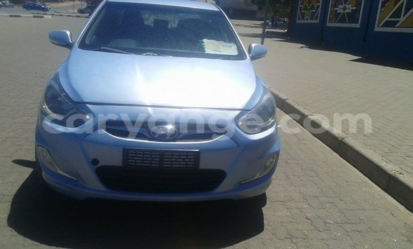 Buy Used Hyundai Accent Silver Car in Windhoek in Namibia