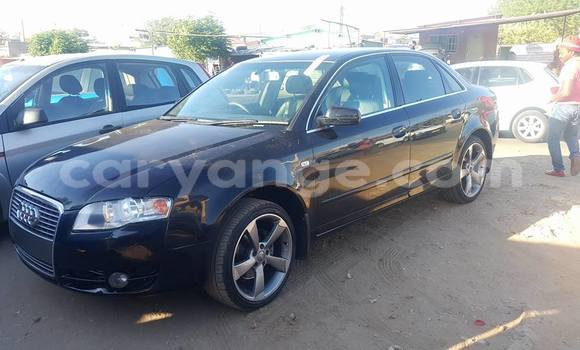 Buy Used Audi A4 Black Car in Windhoek in Namibia