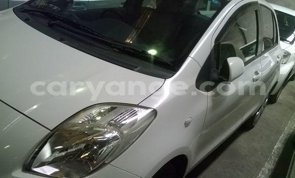 Buy Used Toyota Vitz White Car in Walvis Bay in Namibia