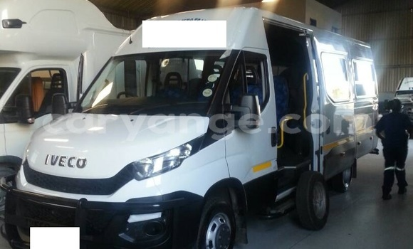 Buy Used Iveco Daily White Truck in Windhoek in Namibia