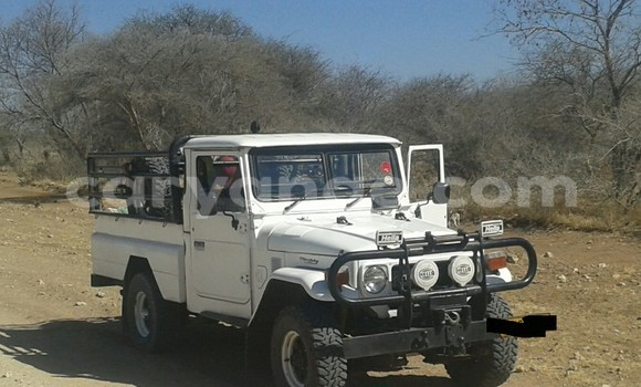 Buy Used Toyota Land Cruiser White Car in Rundu in Namibia