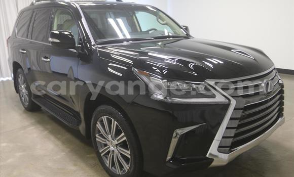 Buy Used Lexus LX Black Car in Windhoek in Namibia