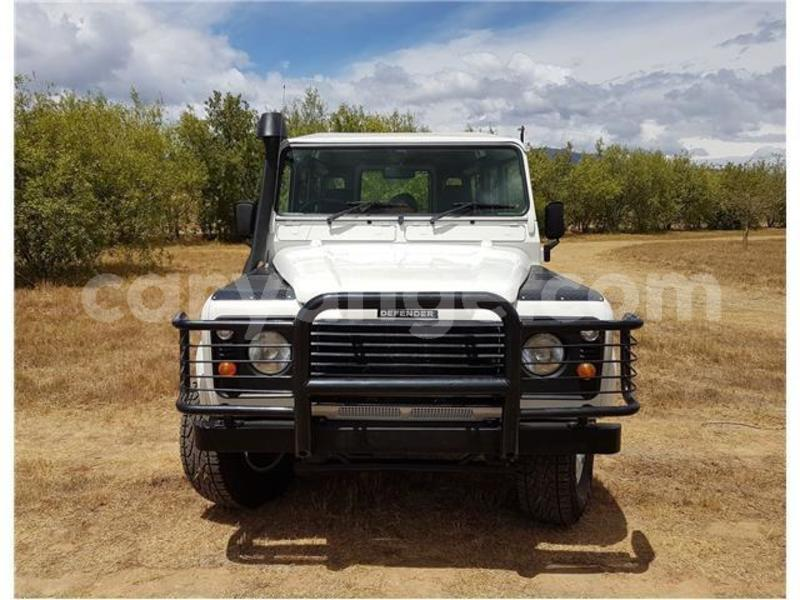 buy used land rover defender white car in windhoek in namibia caryange rh caryange com
