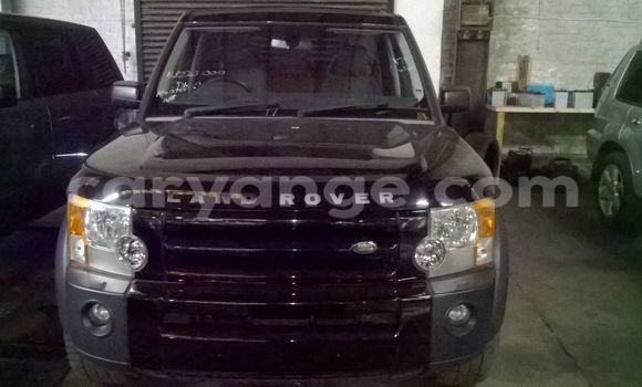 Buy Used Land Rover Discovery Black Car in Walvis Bay in Namibia