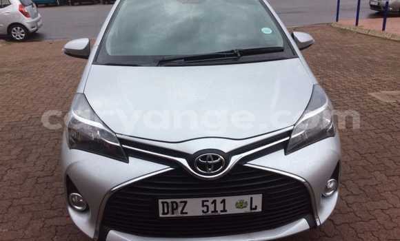 Buy Used Toyota Yaris Silver Car in Rundu in Namibia