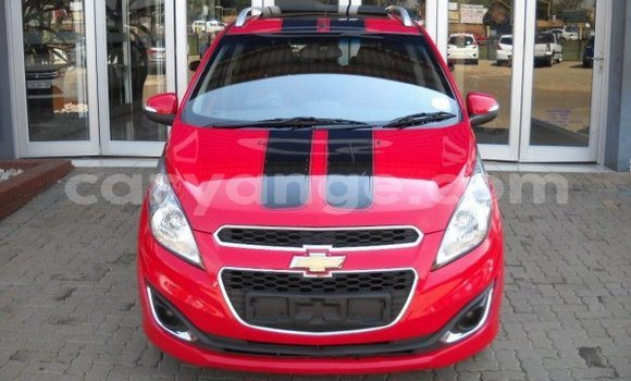 Buy Used Chevrolet Spark Red Car in Grootfontein in Namibia