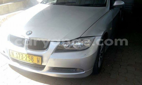 Buy Used BMW 3-Series Silver Car in Windhoek in Namibia
