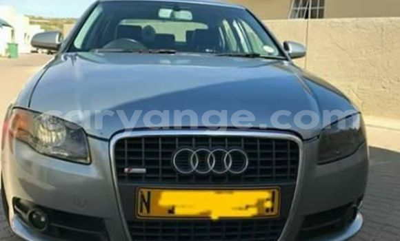 Buy Used Audi A4 Silver Car in Windhoek in Namibia