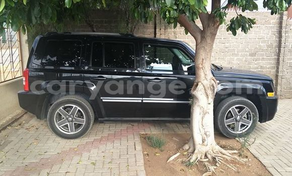 Buy Used Jeep Patriot Black Car in Windhoek in Namibia