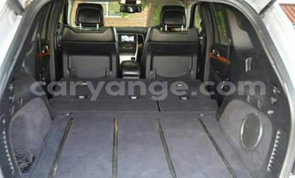Buy Used Jeep Grand Cherokee Silver Car in Windhoek in Namibia