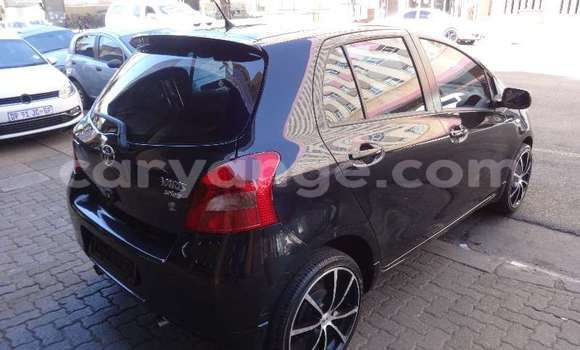Buy Used Toyota Yaris Black Car in Windhoek in Namibia