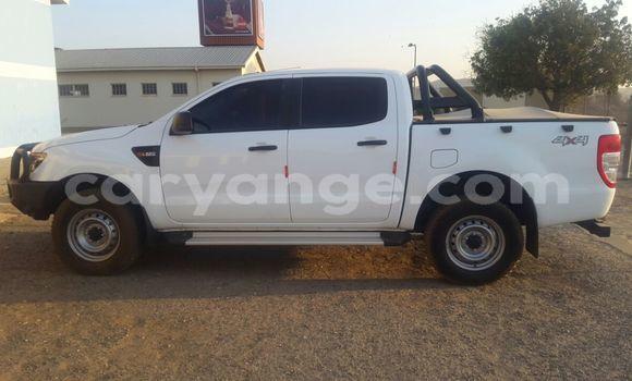 Buy New Ford Ranger White Car in Otjiwarongo in Namibia