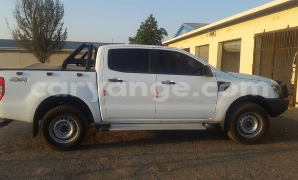 Buy New Ford Ranger White Car in Otjiwarongo in Namibia