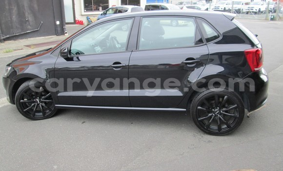 Buy Used Volkswagen Polo Black Car in Okahandja in Namibia